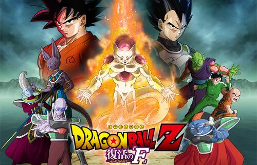 filmy pełnometrażowe Dragon Ball, które pokazały się w wersjach kinowych